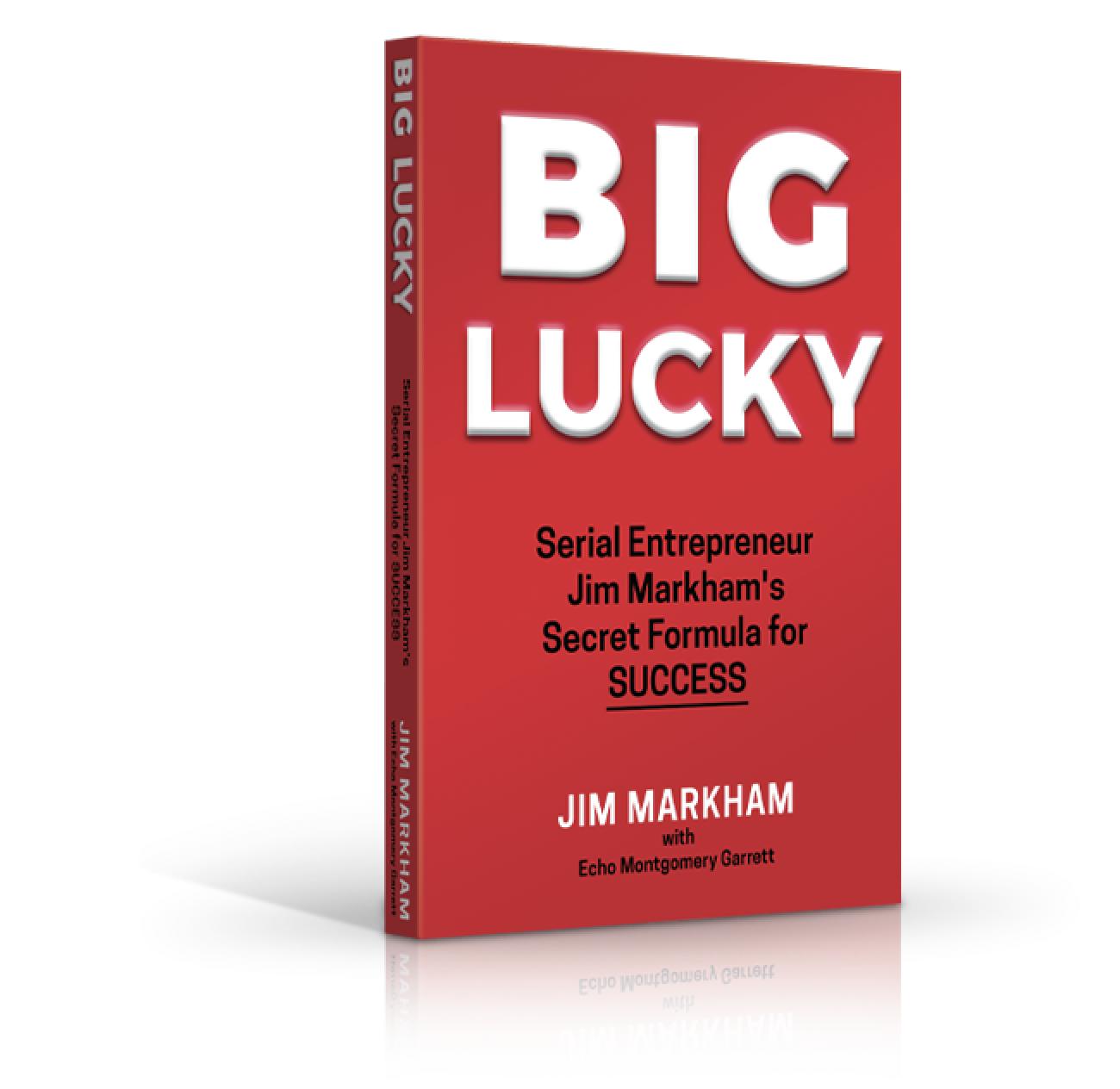 Big Lucky Book Rendering